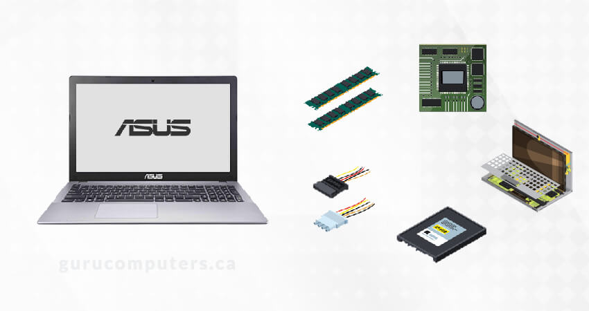 Asus laptop repair delta surrey